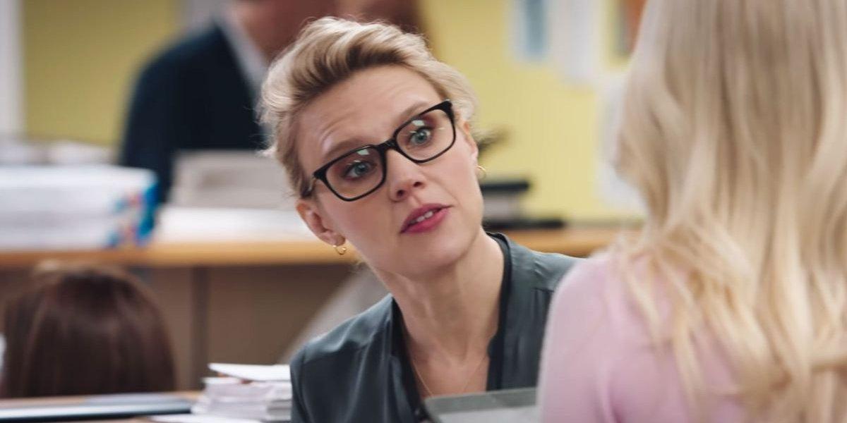 Kate McKinnon as Jess Carr in Bombshell.
