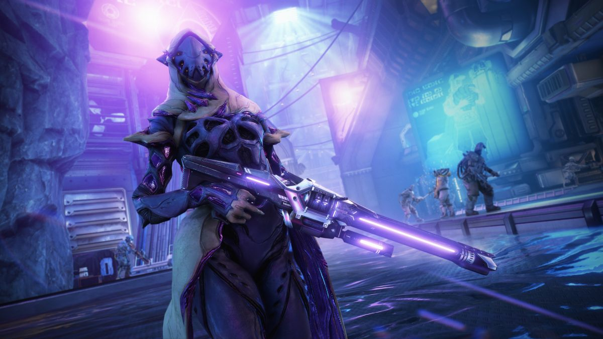 Warframe is getting crossplay and cross-save across all platforms, is coming to mobile