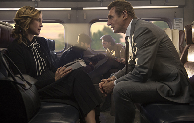 Cinema new releases The Commuter