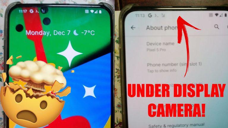 Google Pixel 5 Pro Samsung Galaxy S21