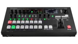 Roland Ships V-60HD Multi-Format Video Switcher