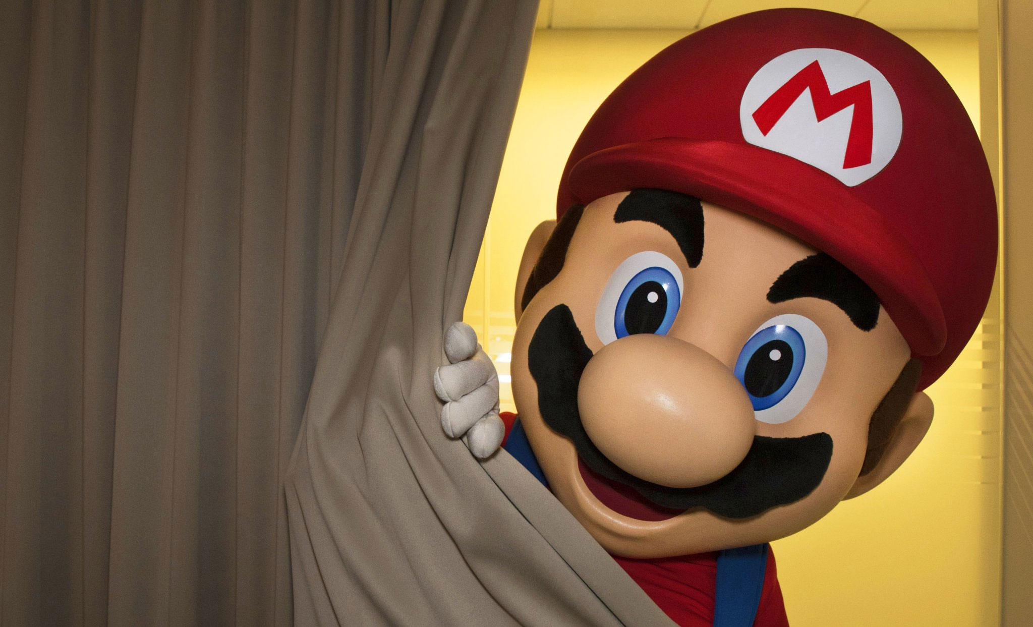 New Super Mario Bros Movie Planned For 2022 And Miyamoto Is