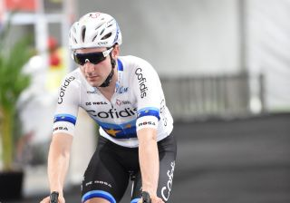 Elia Viviani rides for Cofidis in 2020