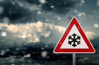 Snow storm warning, weather, polar vortex, jet stream, weather extremes