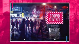 Learn how Ubisoft built Watch Dogs Legion's dystopian London in the new issue of Edge magazine