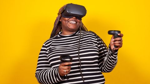 Oculus Quest Review: The Ultimate VR Headset Is Here | Tom's Guide