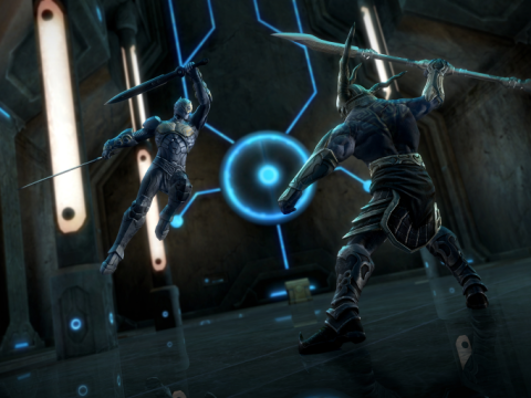 Infinity Blade III Review - A Decent Game, but Nothing