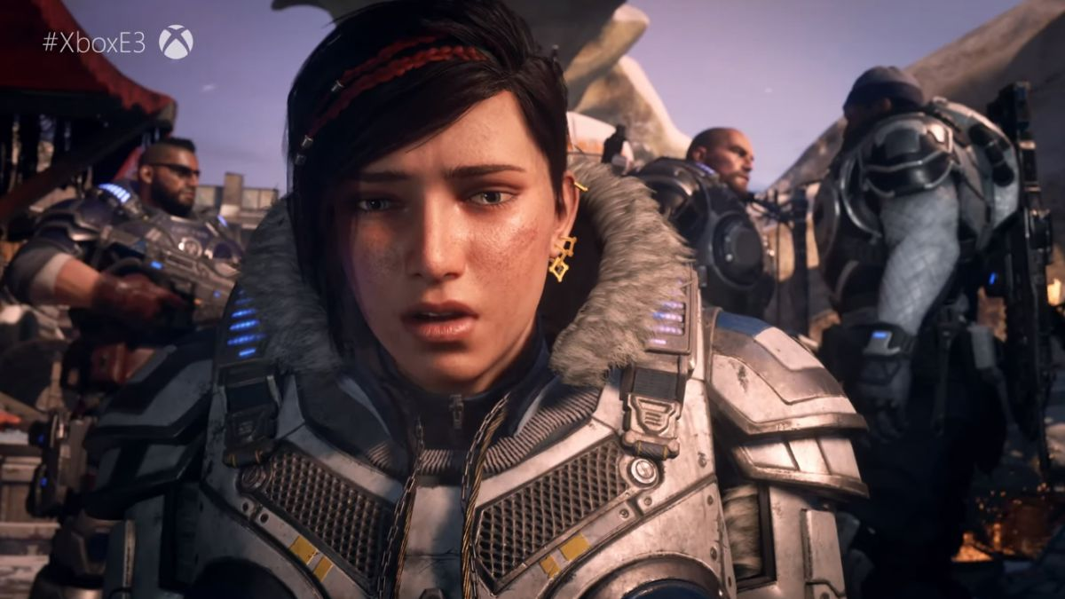 Gears of War 5 'built from the ground up for PC'