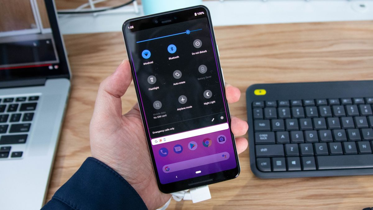 Dark Theme: How Android Q system-wide dark mode works on