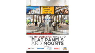 SCN—Integration Guide to Flat Panels and Mounts 2016
