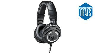 The best Audio-Technica ATH-M50x deals April 2021: get your hands on a studio headphones bargain