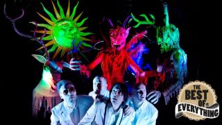 a press shot of amplifier