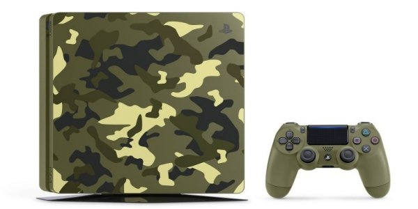 CoD: WW2 PS4 Bundle