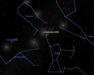 Strong Meteor Shower Peaks Wednesday Morning