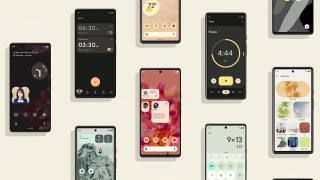 Google Pixel 6 handsets