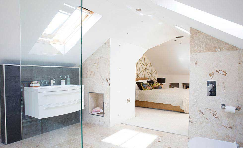 Loft Conversions Troubleshooting And Finance Real Homes - Loft conversion bedroom ideas