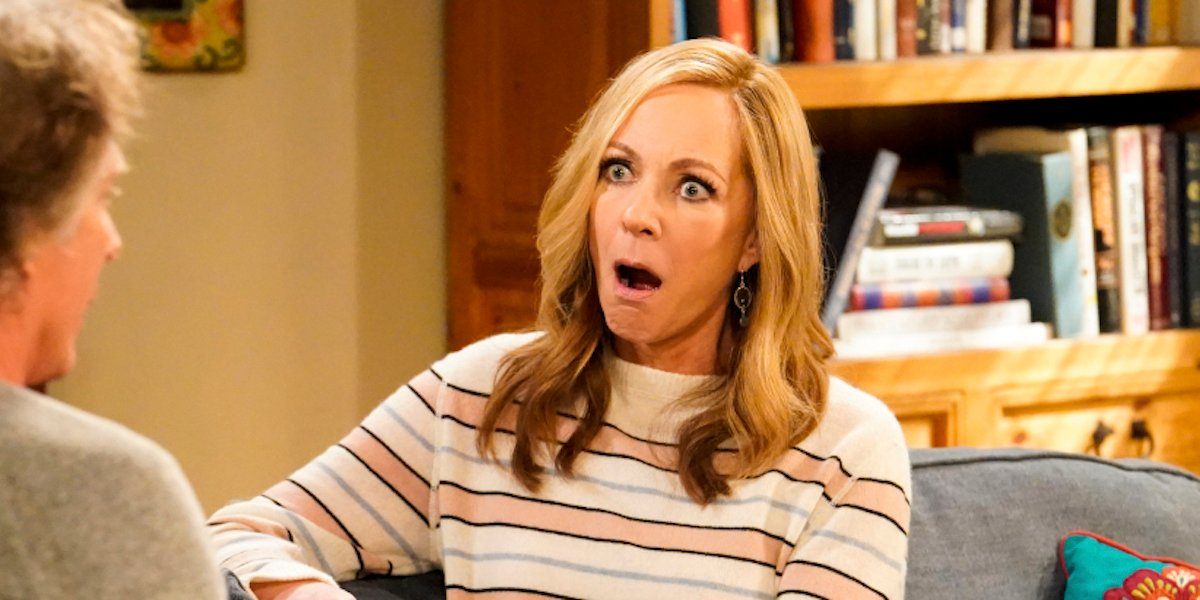 Mom's Allison Janney Apparently Can't Speak Publicly On Why She Thinks Show Was Cancelled