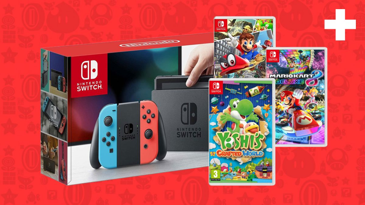 Purchasing a Nintendo Switch? Best Buy will toss in a $60 game for free