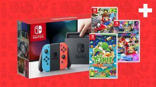 Nintendo Switch bundle deal