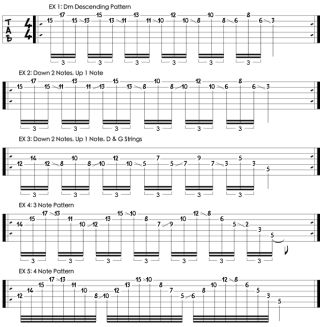 A Guide to Pentatonic Slides
