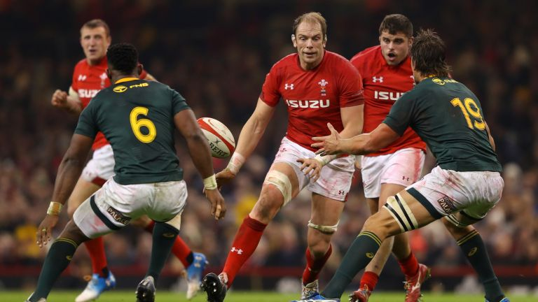 Wales beaten by South Africa in thrilling World Cup clash