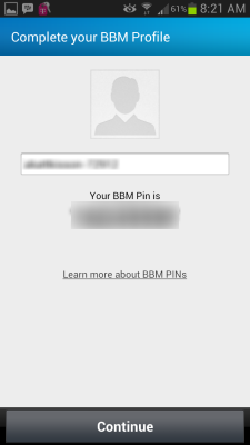 How to Use BBM (BlackBerry Messenger) on Android Phones | Tom's Guide