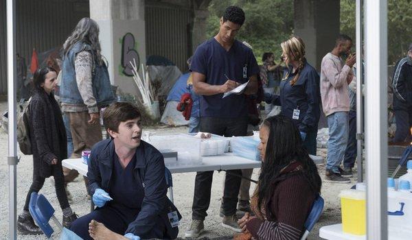 the good doctor season 2 premiere jared abc