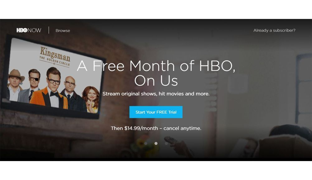 HBO NOW Review - Pros, Cons and Verdict | Top Ten Reviews