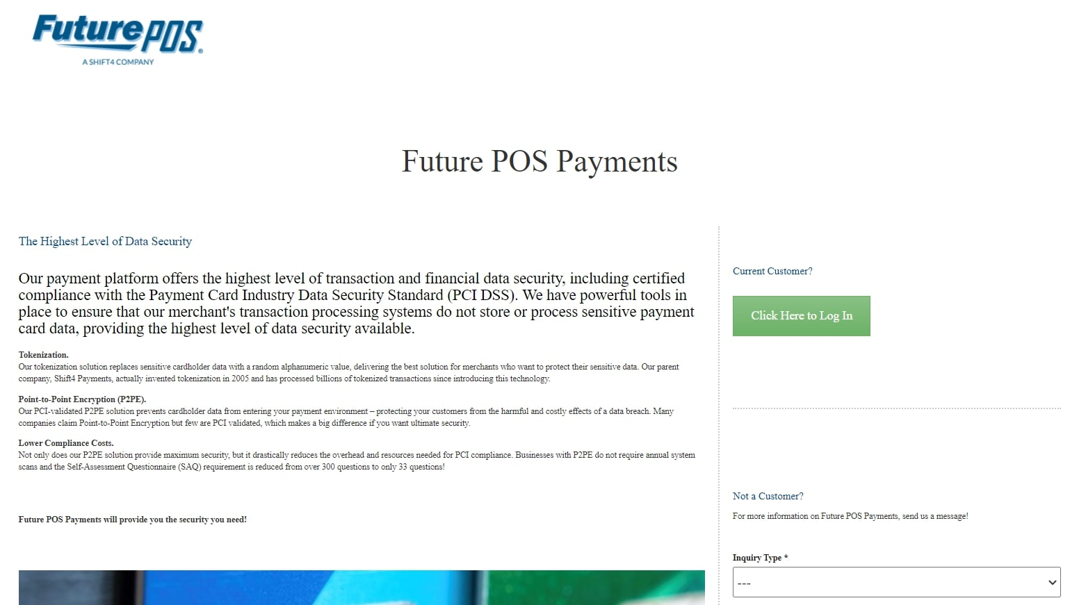Future POS review