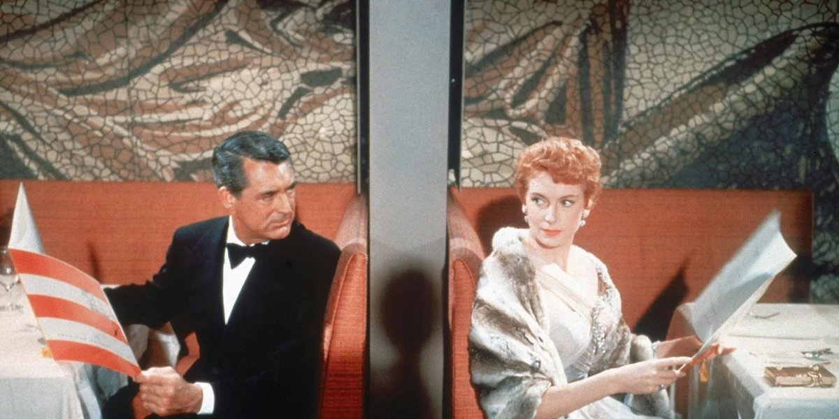 Carey Grants and Deborah Kerr in An Affair To Remember