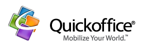 QuickOffice - essential app for mobile devices
