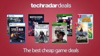 cheap game deals PC