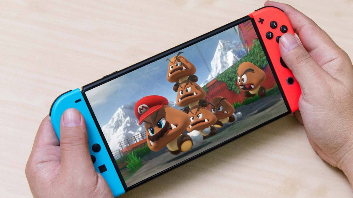 Nintendo Switch Pro — Nintendo just teased 'the next platform'