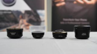 ShiftCam lenses
