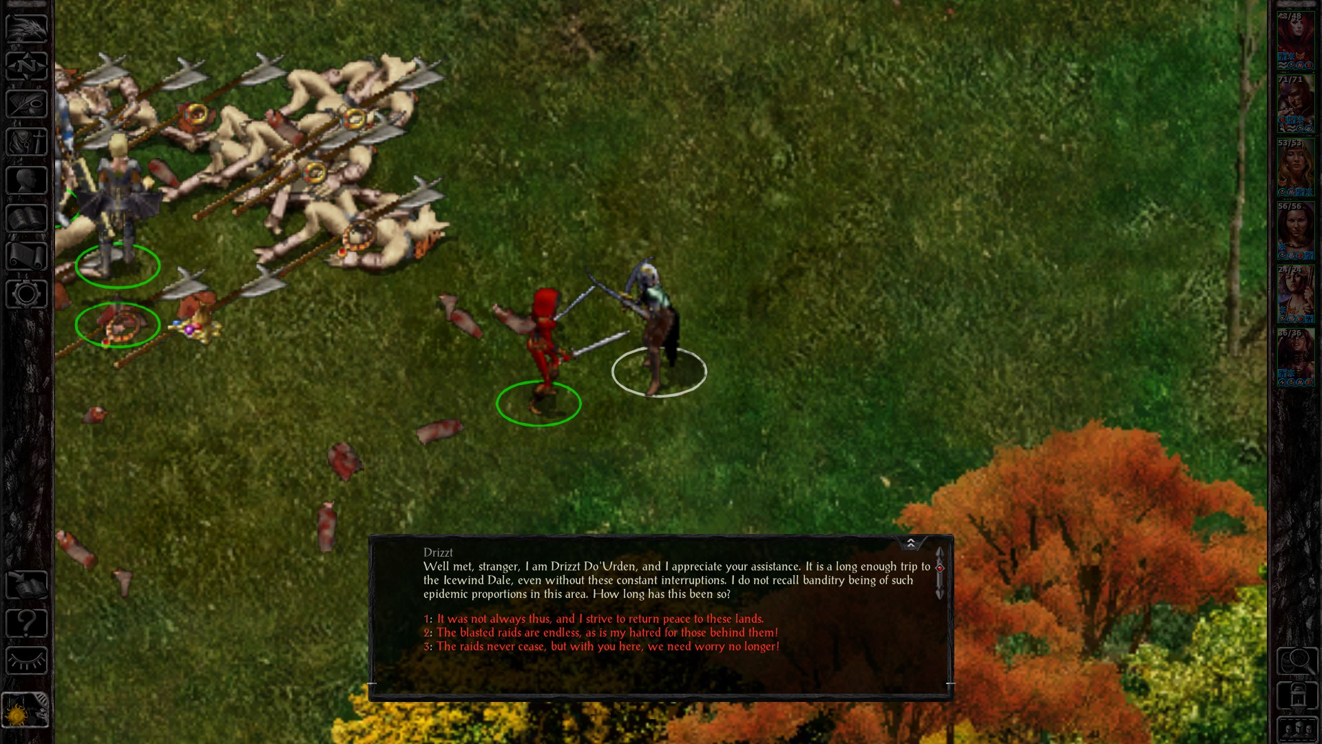 A major update for the Baldur's Gate and Icewind Dale enhanced editions is in beta