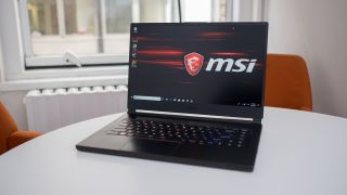 MSI GS65 Stealth 9SE 861NE 15,6 bærbar gaming PC (sort
