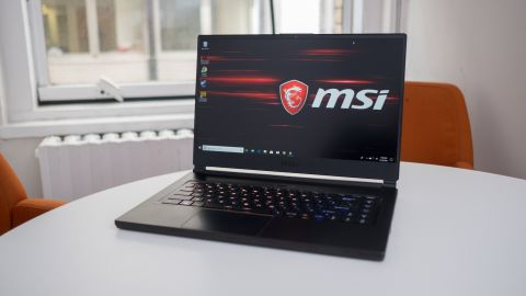 MSI GS65 Stealth review | TechRadar
