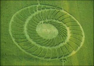 crop circles, ufo