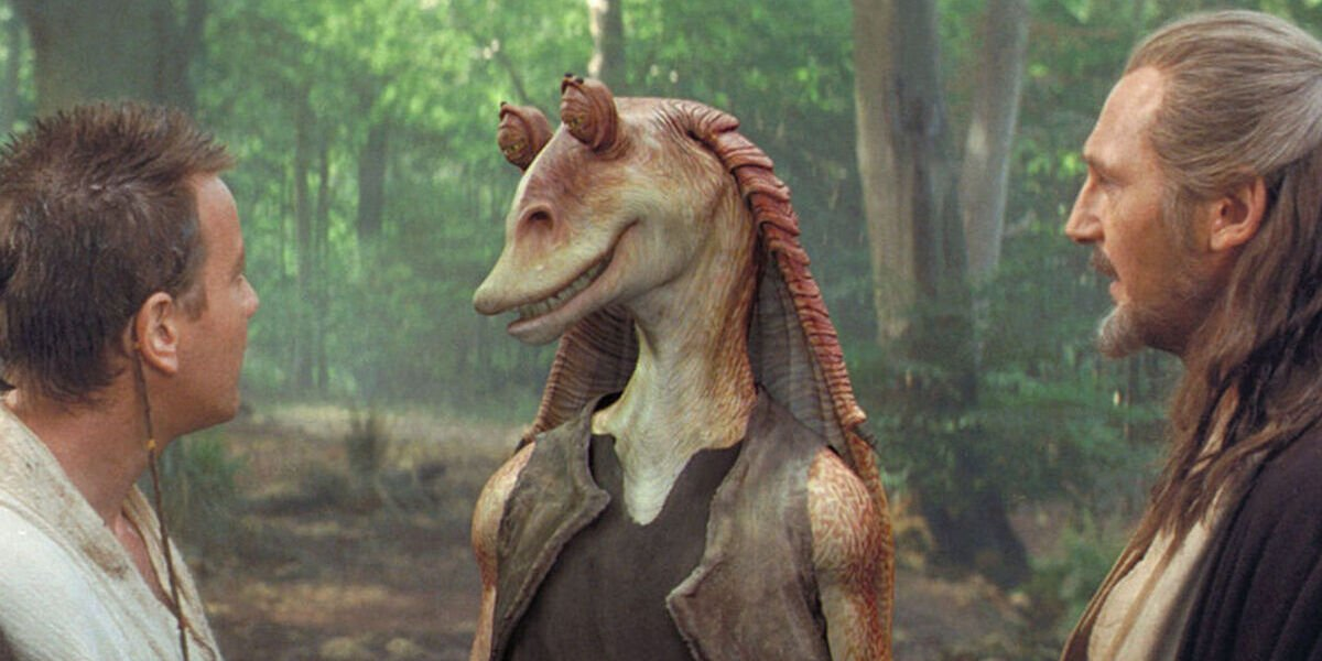 A New Star Wars Show Is Happening At Disney+ With Jar Jar Binks Actor