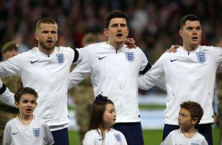 England v Czech Republic – UEFA Euro 2020 Qualifying – Group A – Wembley Stadium