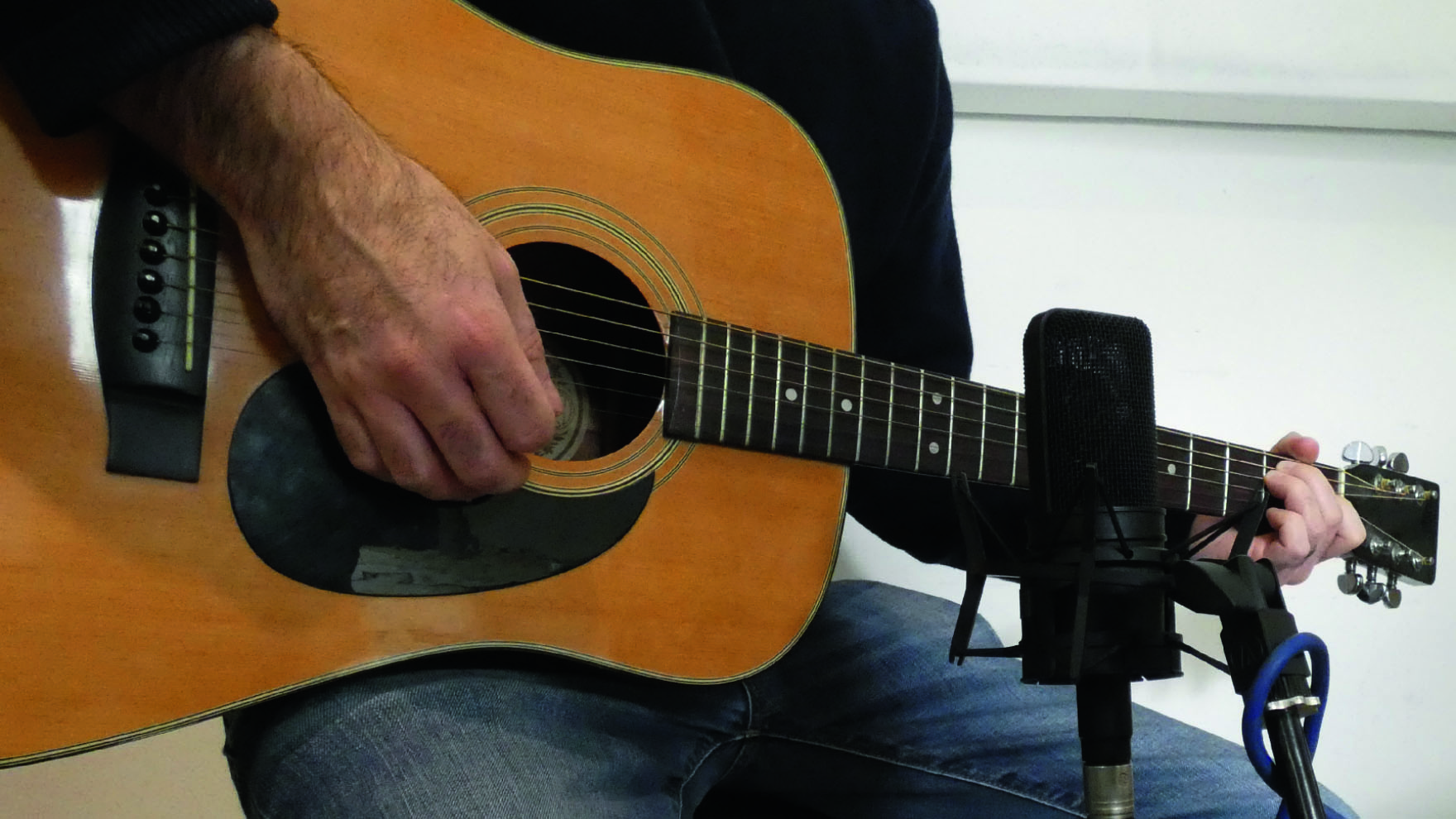 How to record acoustic guitar   MusicRadar