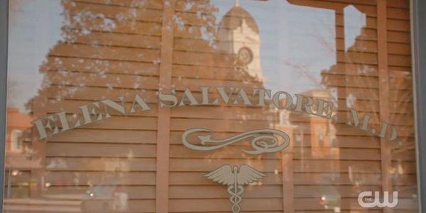 The Originals Elena Salvatore M.D. Mystic Falls The CW