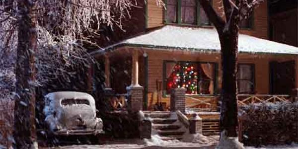 A Chrismas Story House Exterior