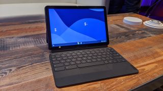 The Lenovo Chromebook Duet