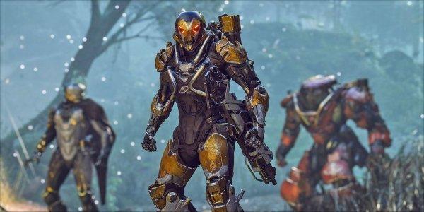 Anthem Alpha Test, BioWare