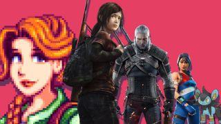 TechRadar Games of the Decade