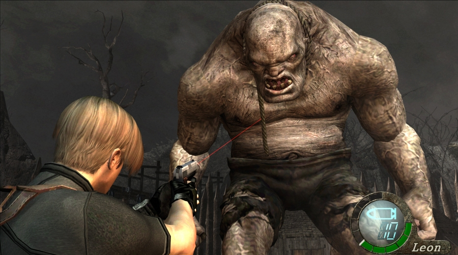 Resident Evil 4 HD Coming To PC And It Won't Be Broken This Time #30387