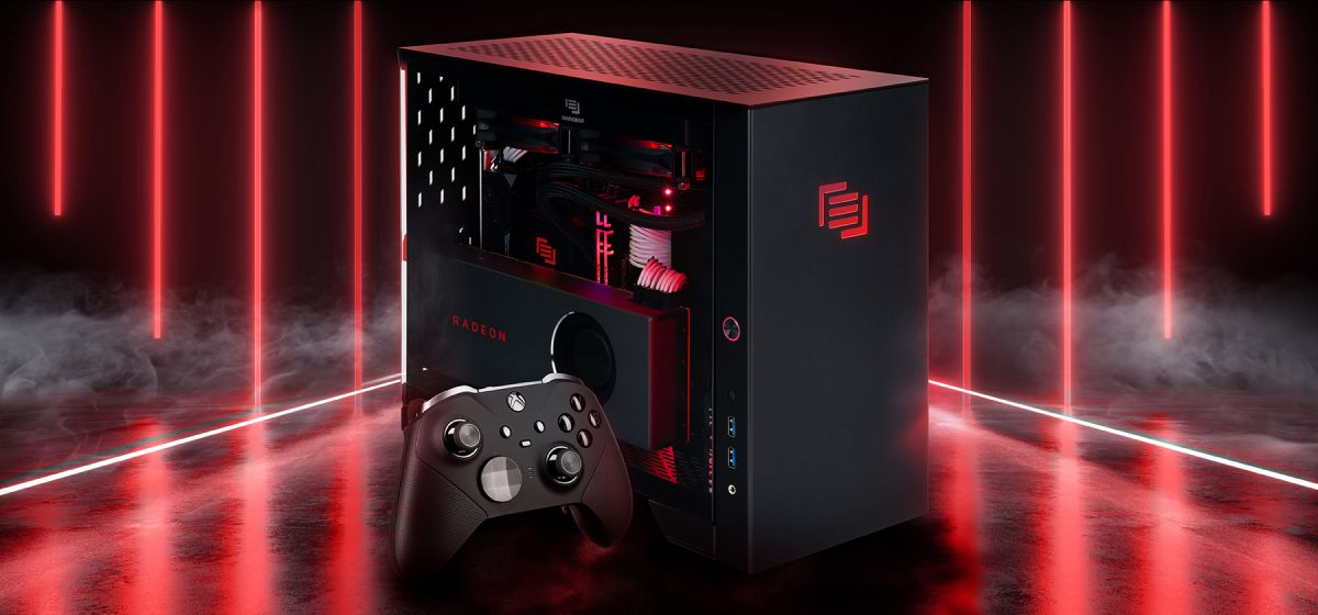Forget PS5 and Xbox Series X: This living room PC beats them both on power