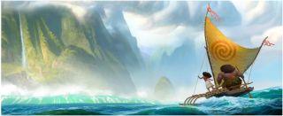 Screenshot from Disney's Moana