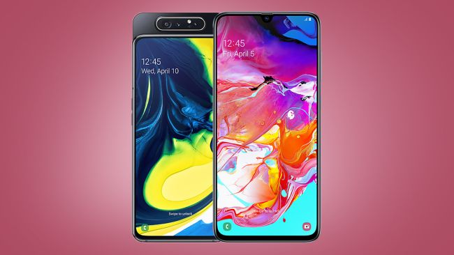Samsung Galaxy A80 available for pre-order until July 31: Offers, price and specs